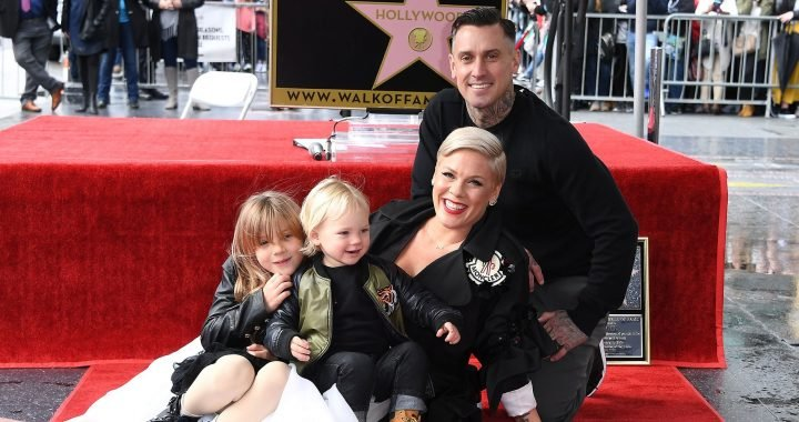 Pink's Husband Carey Hart Apologizes for Letting Daughter Use Pocket Knife