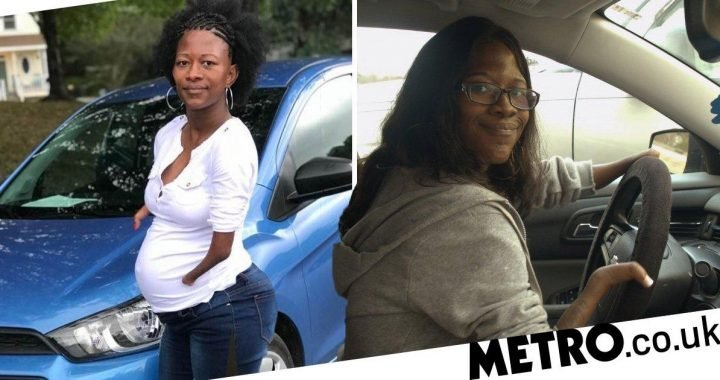 Single mum born without hands becomes an Uber driver to provide for her family