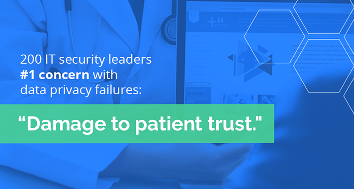 Beyond the exam room: How data privacy builds patient trust