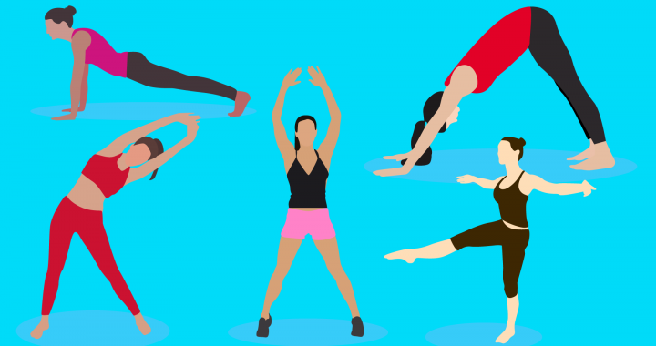 The 5 Best Workouts For Your Stress Type