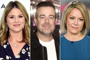 Carson Daly Responds to Fan About His Today Show 'Baby Making Juice' Joke After Dylan Dreyer's Miscarriage
