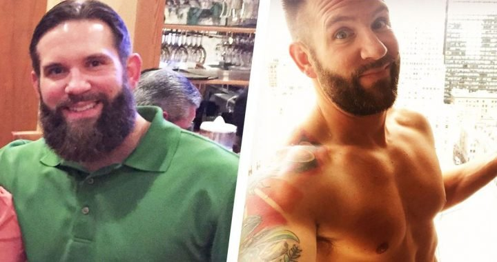 One Change to His Workout Routine Helped This Guy Lose 60 Pounds and Nuke His Dad Bod