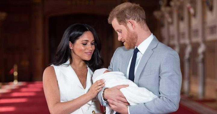 Royal Baby's Birth Certificate Reveals Where Duchess Meghan Gave Birth