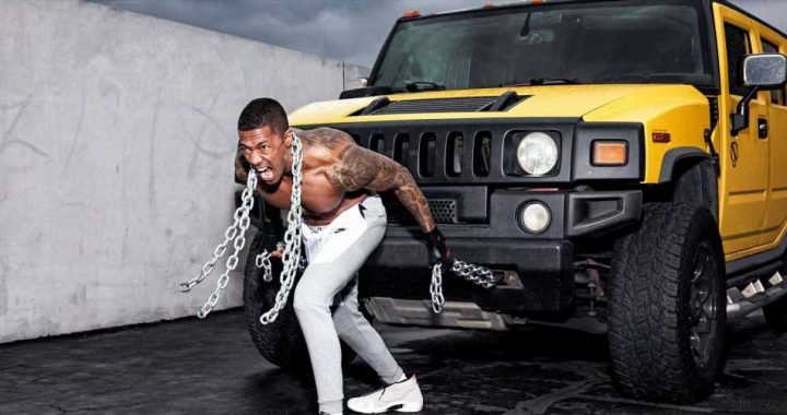 Nick Cannon's Morning Workout Is Way Tougher Than Yours