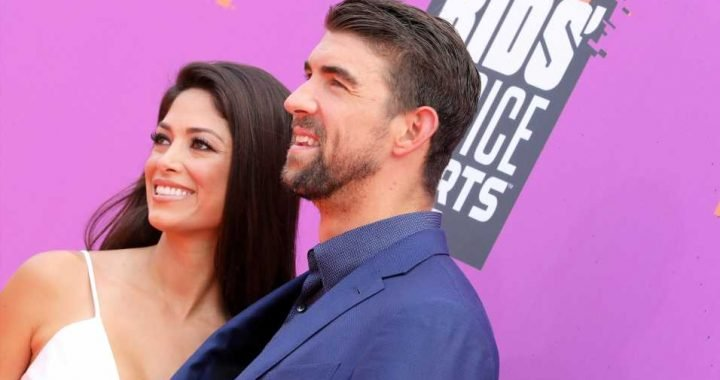 How Michael Phelps & Nicole Johnson Are Preparing For Baby No. 3