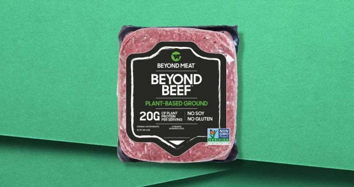 Beyond Meat's New Plant-Based Ground Beef Is Going To Make Your Vegan Tacos So Tasty