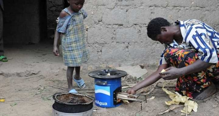 Water filters, efficient cookstoves improve health in vulnerable Rwandan populations