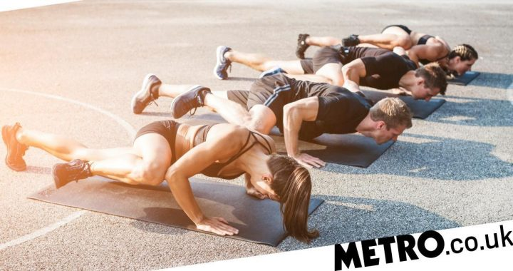 Daily Fitness Challenge: How many Spider-Man press-ups can you do?