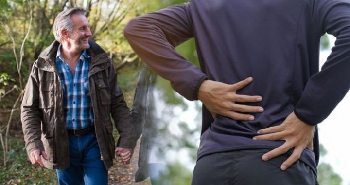 Back pain: The simple exercise that could alleviate symptoms in as little as six weeks