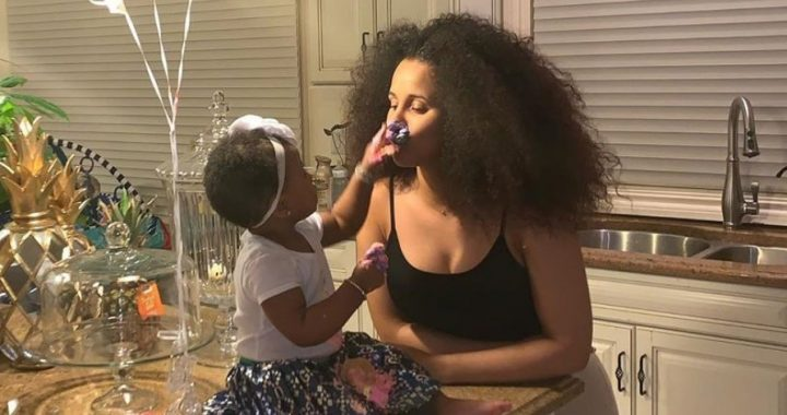 Cardi B Rings in Daughter Kulture's 1st Birthday With Midnight Cupcakes