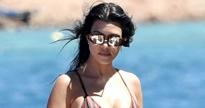 Wow! Kourtney Kardashian, 40, Has Never Looked Better Than on This Yacht