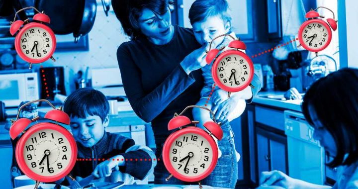 This Mom Was Fired for Being 5 Minutes Late to Work