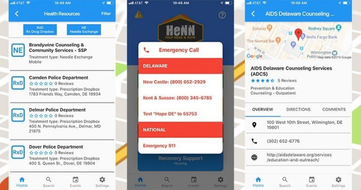 New app designed for opioid users, loved ones, providers