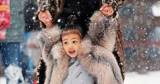 North West's Fabulous Life!