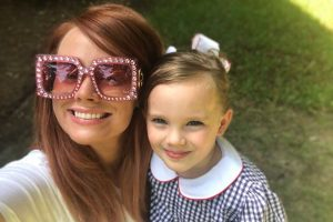 Kathryn Dennis Documents Her Daughter's First Day of Kindergarten Following Mother's Death