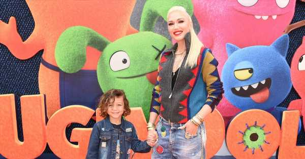 Gwen Stefani Says Dropping Off Apollo at Kindergarten This Year Was 'Devastating'