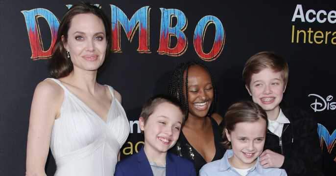 How Angelina Jolie Keeps Kids' Exposure to Fame From Becoming 'Unhealthy'