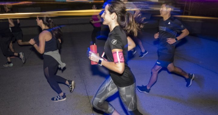 Cool craze or cult? When the sun goes down, Sydney's midnight runners hit the streets