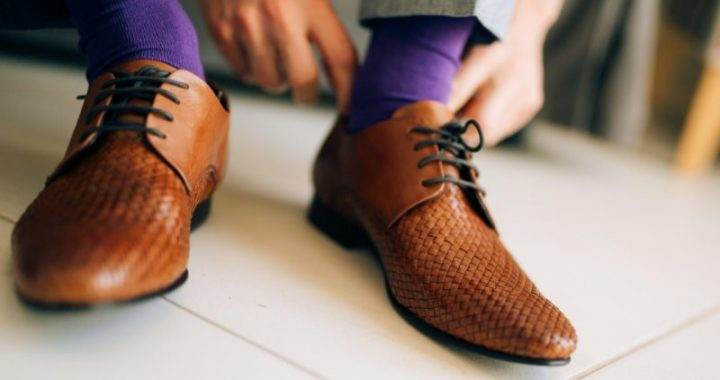 Should you take your shoes off at home?