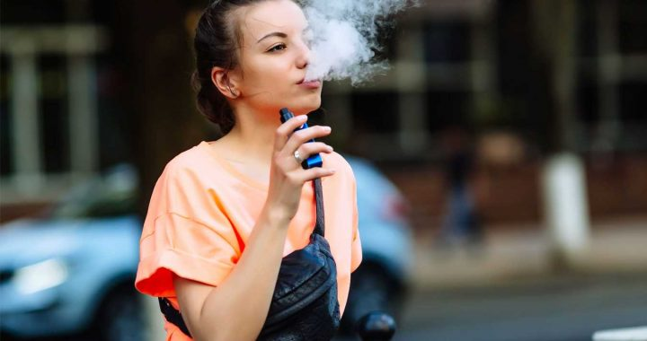 CDC Says to Stop Vaping as Fifth Person Dies and Severe Lung Illness Cases Hit 450