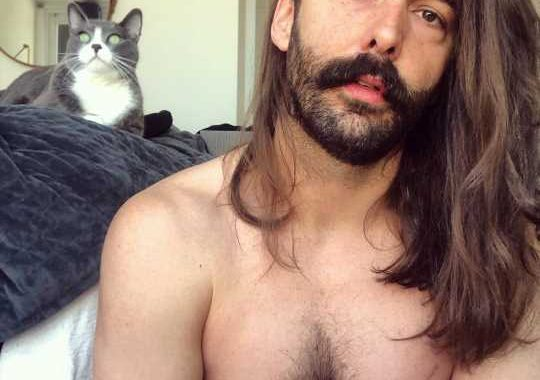 Jonathan Van Ness Was 'Severely Impacted' by Lack of Conversation about Male Body Image