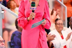 Tamron Hall Talks Returning to TV After Baby – and How She's Handling Mommy Shamers