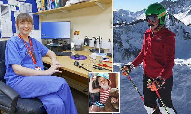 Britain's first blind and deaf medic opens up in inspiring interview
