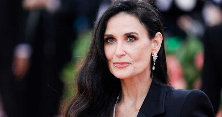 Demi Moore's Reasoning Behind THAT Nude Pregnancy Shoot