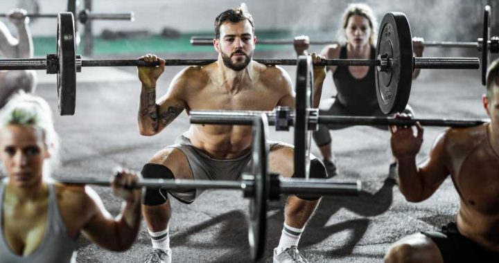 Here's How to Watch the CrossFit Open 20.3  Workout Announcement