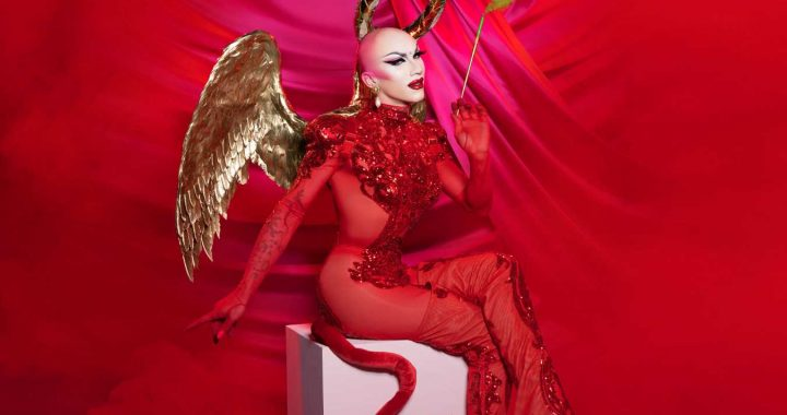 Drag Race Alum Sasha Velour Reveals the 'Secret' Surgery That Left Her Bedridden