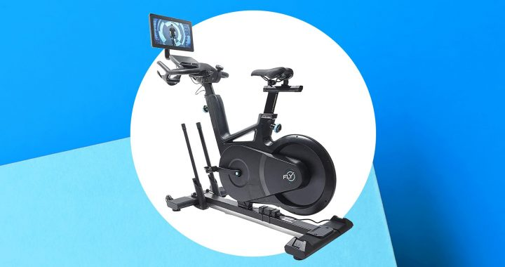 Flywheel's Home Exercise Bike Is $700 Off On Amazon, And I'm Never Leaving My House Again