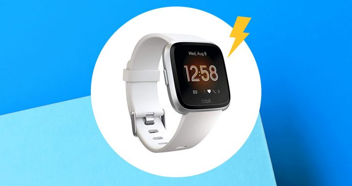 Walmart Just Put FitBit Versa Trackers On Sale For $95 And I'm Totally Shocked