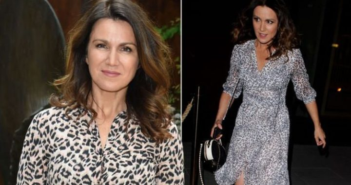 Susanna Reid health: GMB presenter on 'horrendous' condition after 'bad day' fighting it