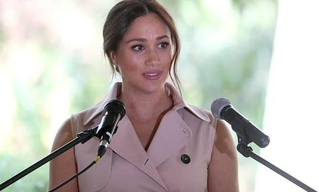 Tips to the Duchess: With three Snacks Meghan Markle lean