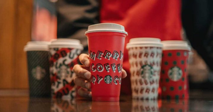 Starbucks Is Giving Away Free Reusable Cups Nationwide Tomorrow, And They'll Make Your Coffee Cheaper All Winter