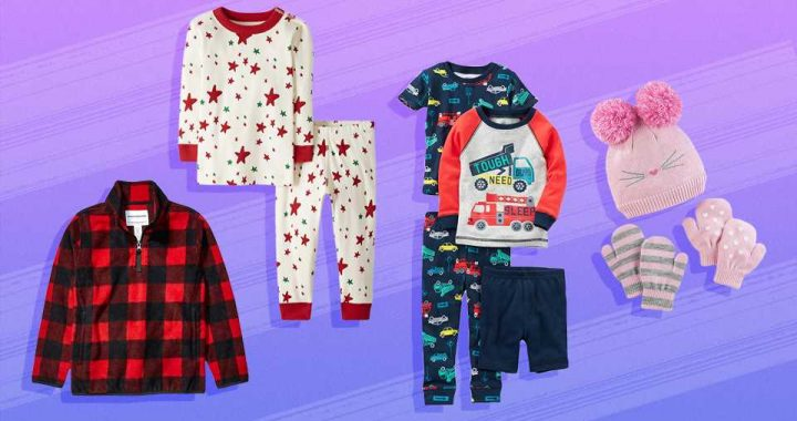 Grab Amazon's Epic Cyber Monday Deals For Kids Fashion