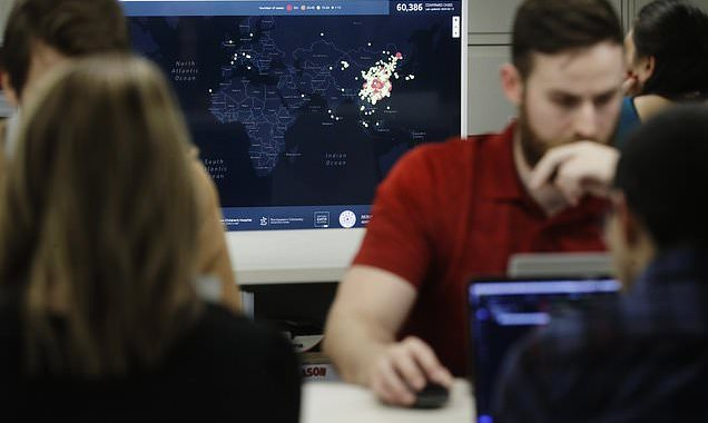 AI failed to predict the coronavirus outbreak better than humans