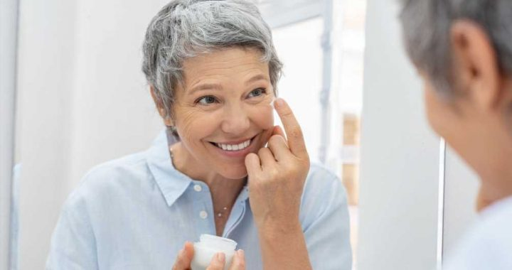 5 tips: skin care in menopause