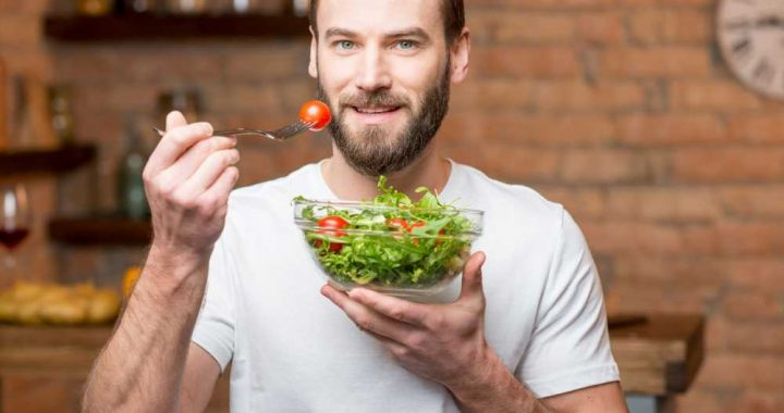 Healthy food increases the sperm count