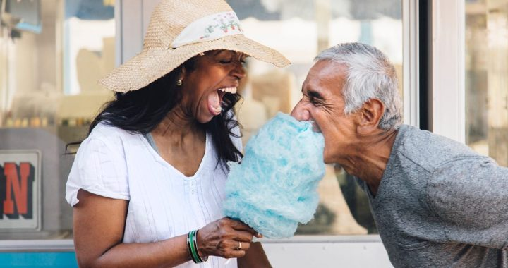 Living with an optimistic partner may lower your risk of dementia