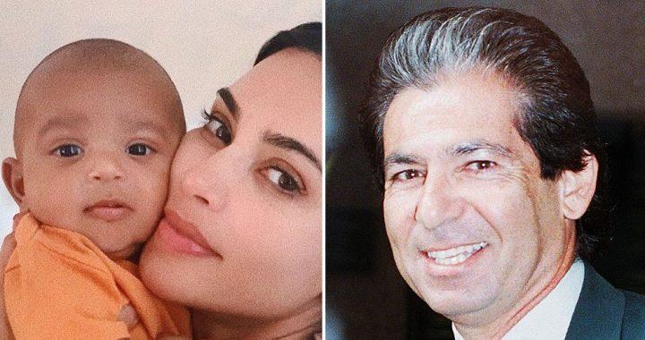 Why Kim Kardashian Believes Son Psalm Is Robert Kardashian Reincarnated
