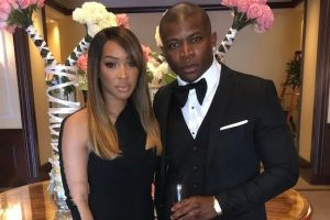 O.T. Genasis Attends Ex Malika Haqq's Baby Shower, Confirms He's the Father