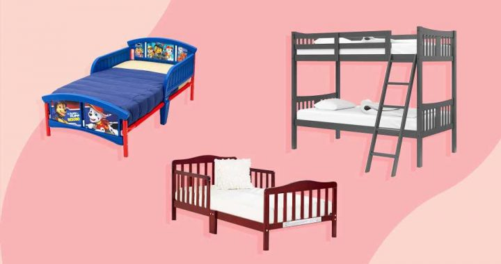 Just-Right Beds to Help Your Kids Sleep the Whole Night Through