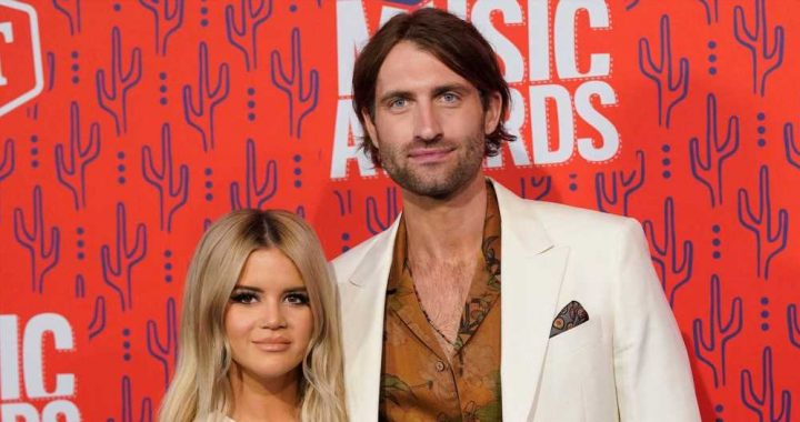 Country Cutie! Maren Morris, Ryan Hurd Welcome Baby Boy