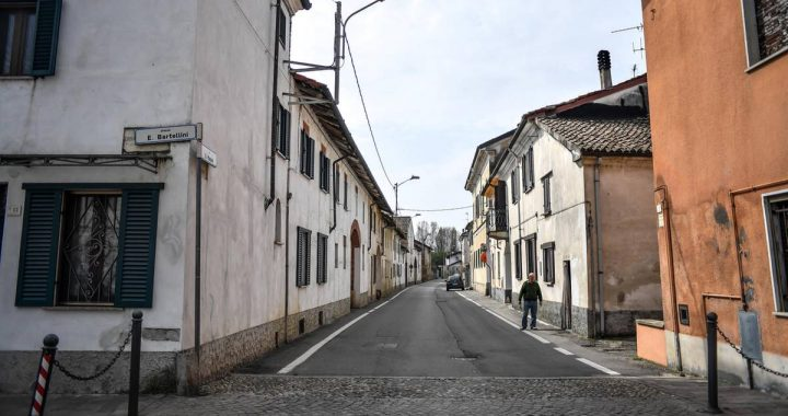 In this Italian village is not yet suffering none to Corona. How is that possible?