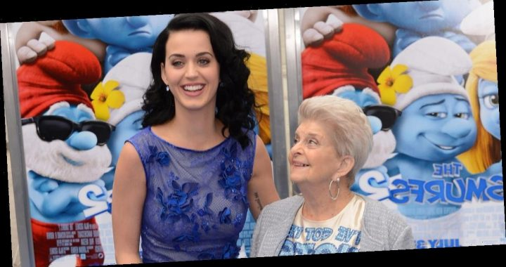 Katy Perry was able to share her pregnancy news with her 99-year-old grandmother right before she died