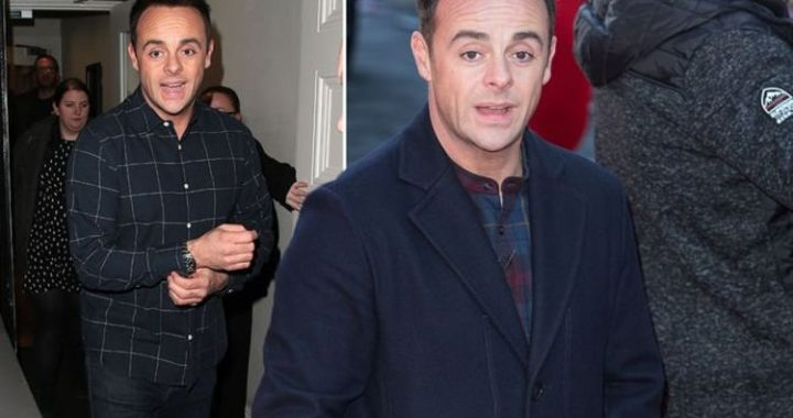 Ant McPartlin health: TV star reveals hidden health battle – key symptoms