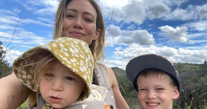 LOL! Watch Hilary Duff's Son Lock Sister in Dog Crate During Quarantine