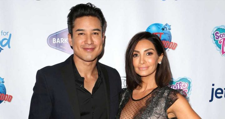 Mario Lopez Thinks He and Courtney Mazza Might Have a 'Quarantine Baby'