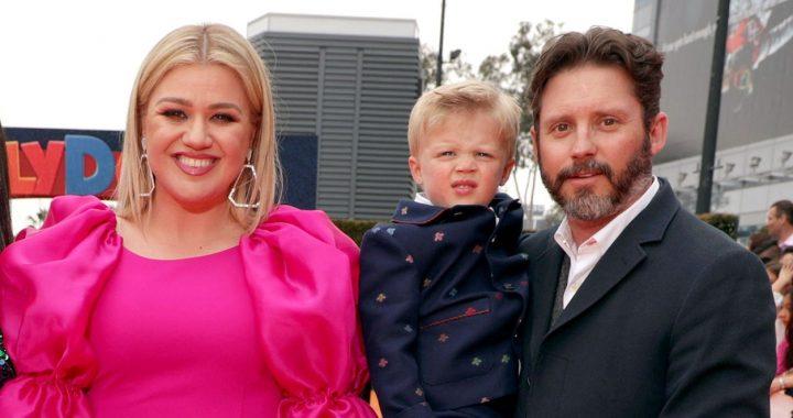 Kelly Clarkson's Kids Crash Interview With Justin Timberlake, Anna Kendrick